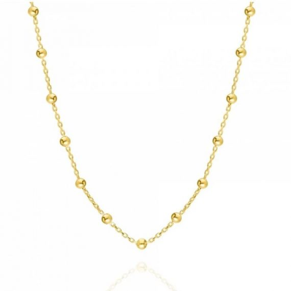 22k Gold Chain Necklace